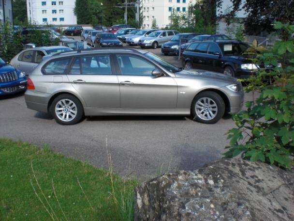estate BMW 3er Reihe E91 Touring 320i