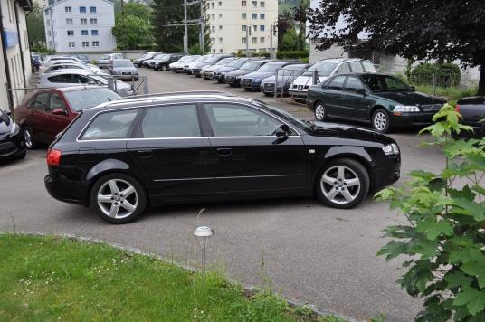 estate Audi A4 Avant 2.0 TDI 170 DPF quattro