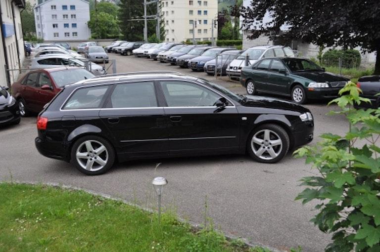 Audi A4 Avant 2.0 TDI 170 DPF quattro 34'980 km CHF32'900 - buy on carforyou.ch - 1