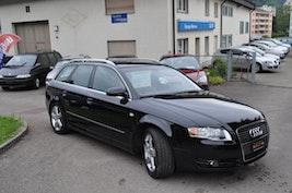 Audi A4 Avant 2.0 TDI 170 DPF quattro 34'980 km CHF32'900 - buy on carforyou.ch - 2