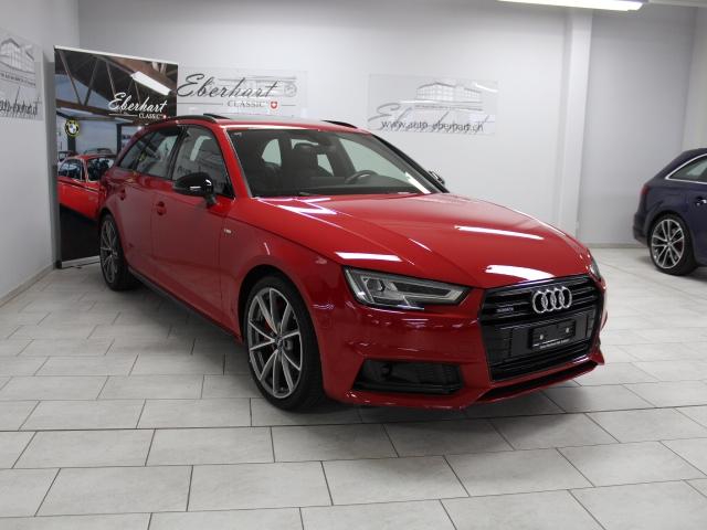 estate Audi A4 Avant 2.0 TFSI quattro