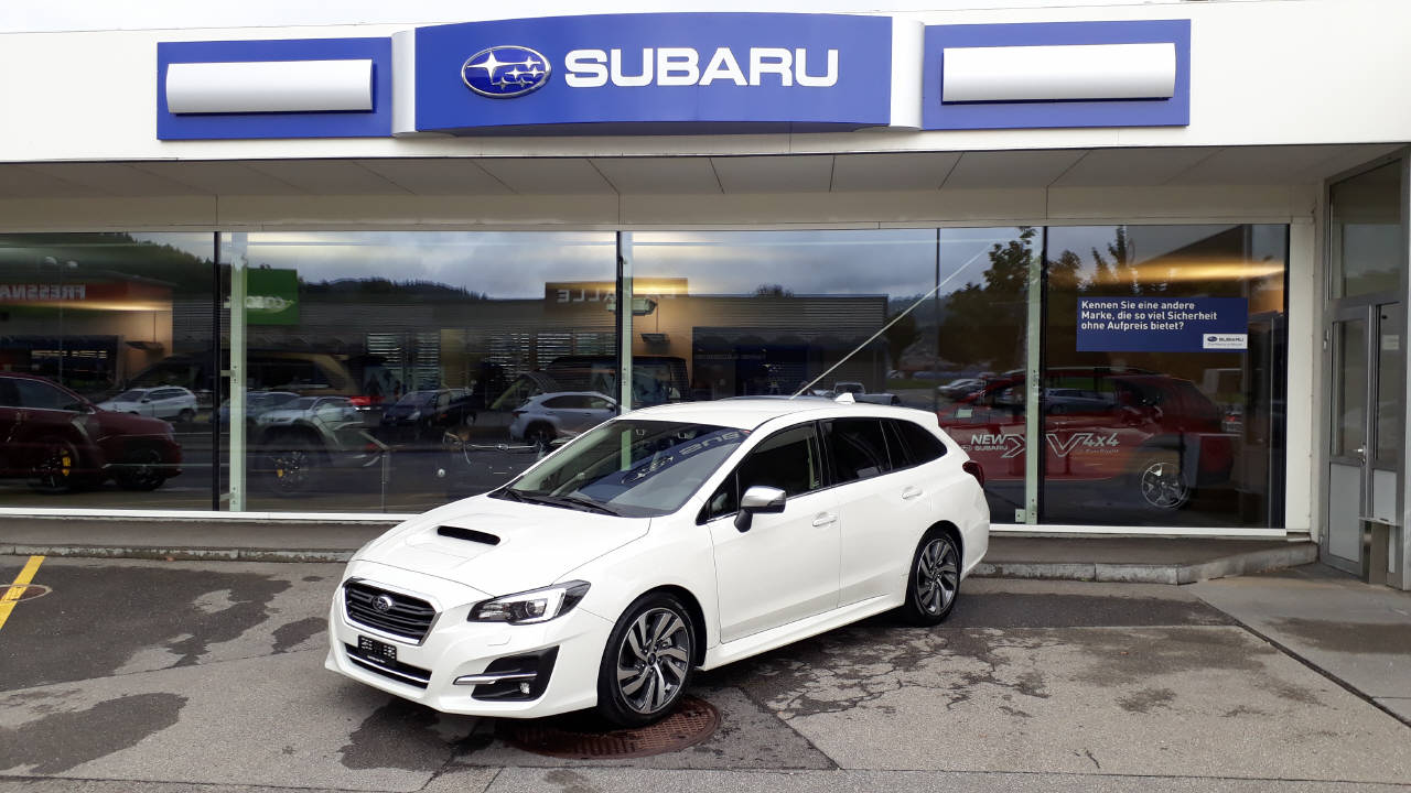 estate Subaru Levorg 1.6 DIT Swiss Plus