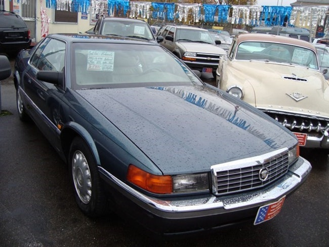 Cadillac Eldorado TC 4.9 V8 99'000 km CHF5'800 - kaufen auf carforyou.ch - 1