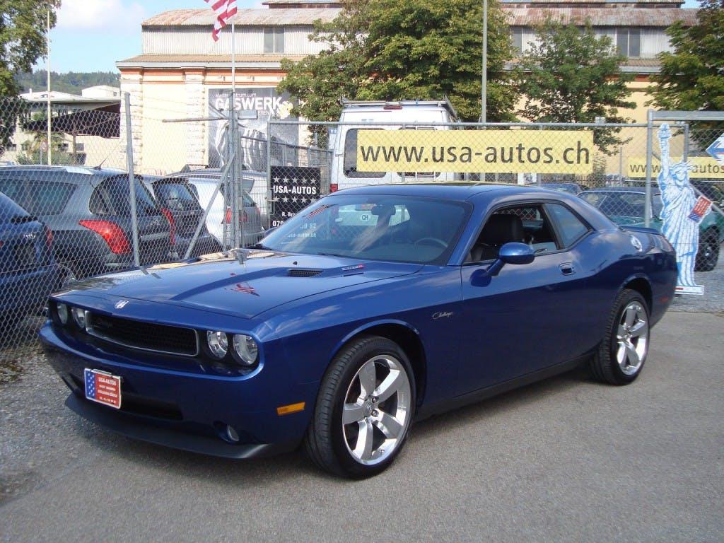 coupe Dodge USA Challenger Challenger