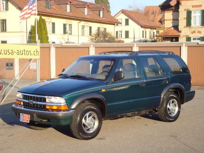 Chevrolet Blazer 4.3 A 170'000 km 6'400 CHF - kaufen auf carforyou.ch - 1