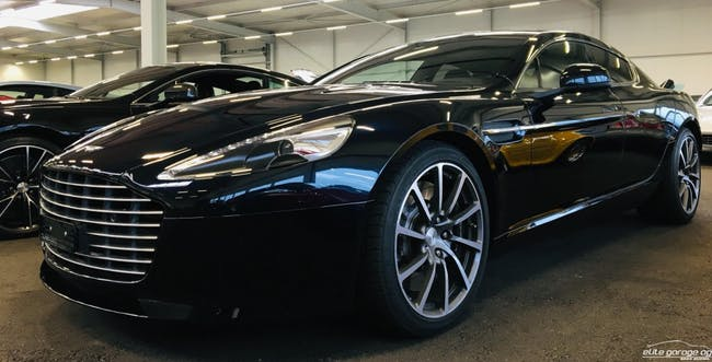 saloon Aston Martin Rapide S 5.9 Shadow Edition V12 Touchtronic 3