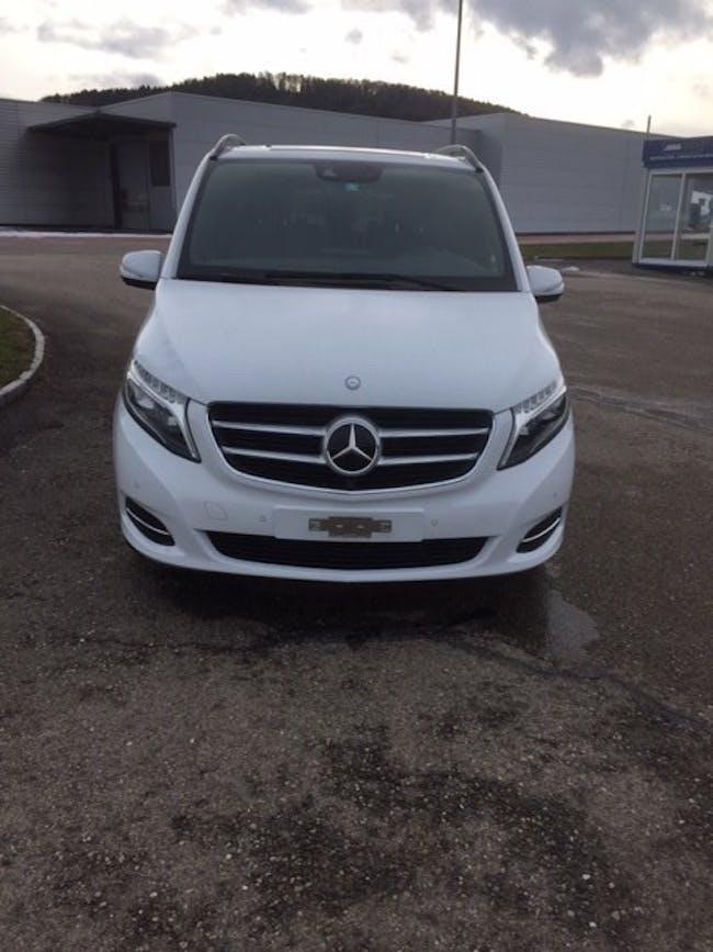 van Mercedes-Benz V-Klasse V 250 d Swiss Edition extralang 4M 7G-Tronic