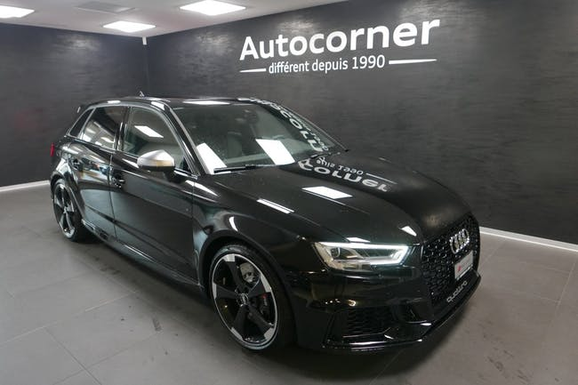 saloon Audi S3 / RS3 RS3 2.5 TSI quattro S-tronic