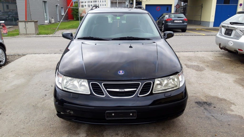 estate Saab 9-5 2.2 TiD Arc