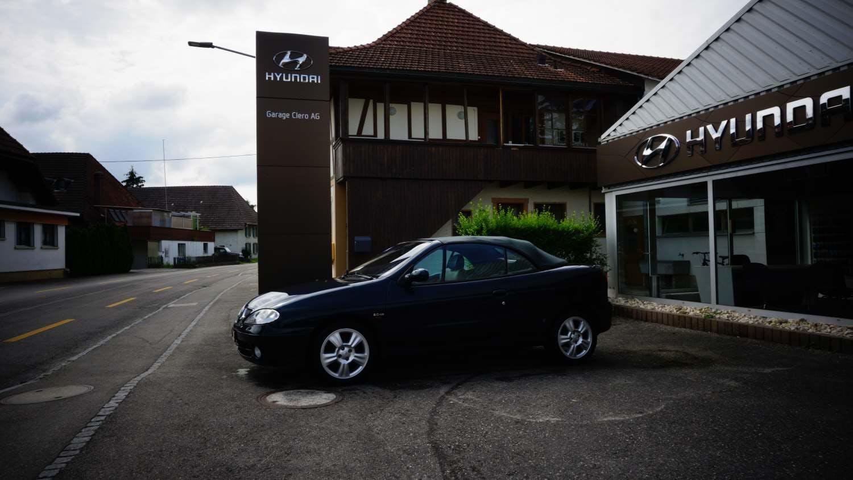cabriolet Renault Mégane Cabriolet 2.0 16V IDE Privilège