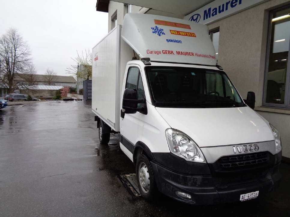 pickup Iveco Daily / Turbo Daily Daily 35 S 13 K.-Ch. 3450 Kühlwagen