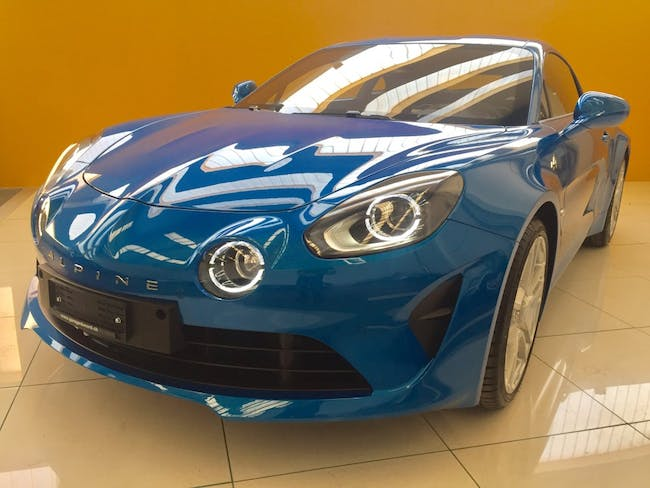 coupe Alpine A110 Alpine Pure
