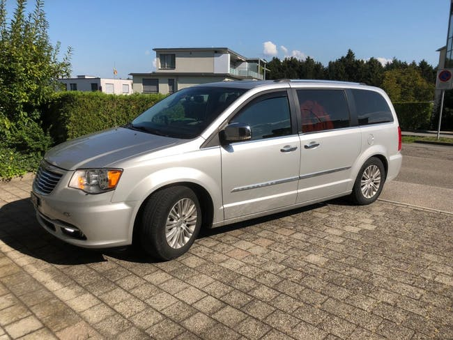 van Chrysler Town & Country Town & Country