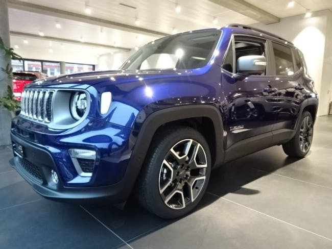 suv Jeep Renegade 1.3 GSE Turbo Limited
