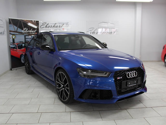 estate Audi S6 / RS6 RS6 Avant 4.0 TFSI Performance qu.