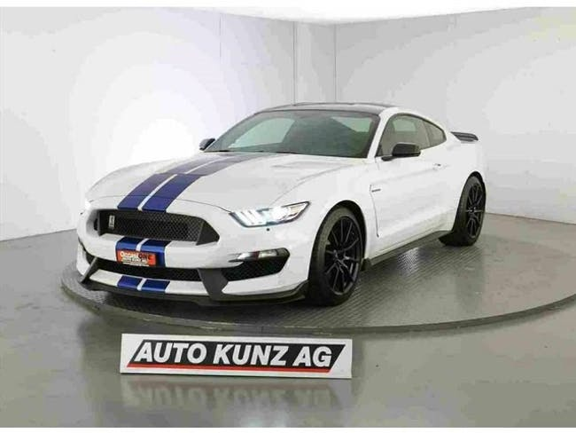 coupe Ford Mustang Shelby Fastback GT350 5.2 TI-VCT