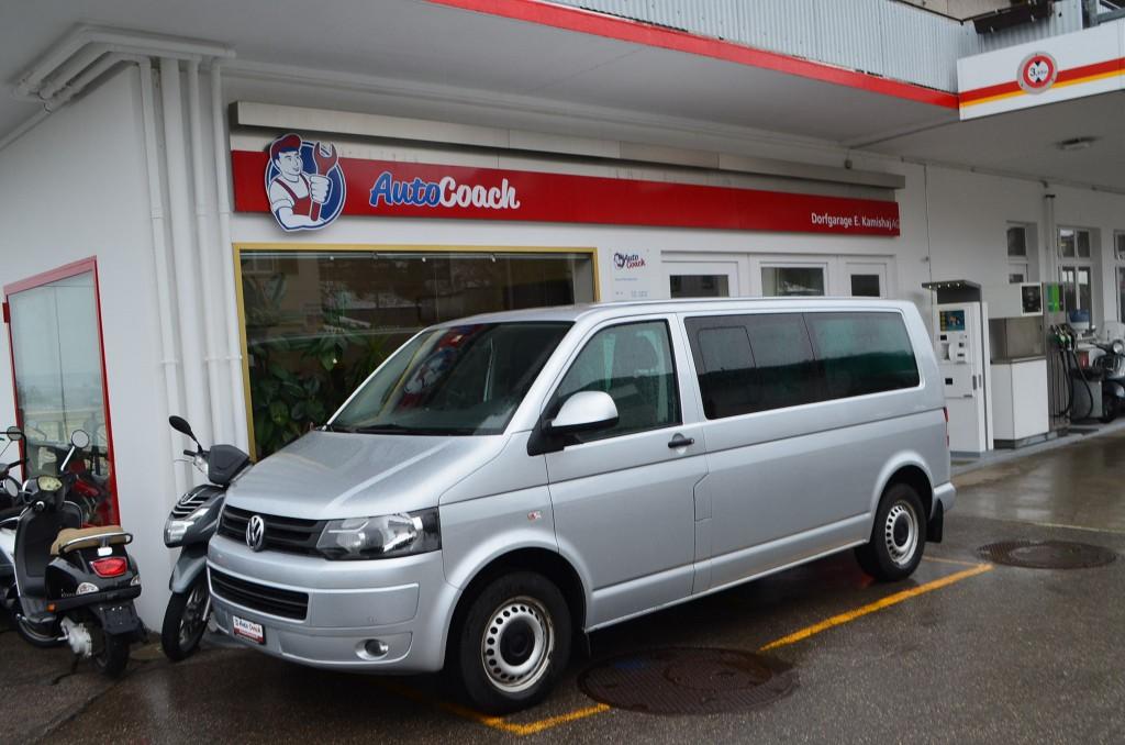 bus VW T5 2.0 TDI BMT 4Motion