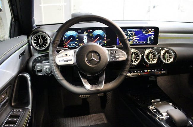 saloon Mercedes-Benz A-Klasse A 200 AMG Line 7G-DCT, EDITION 1