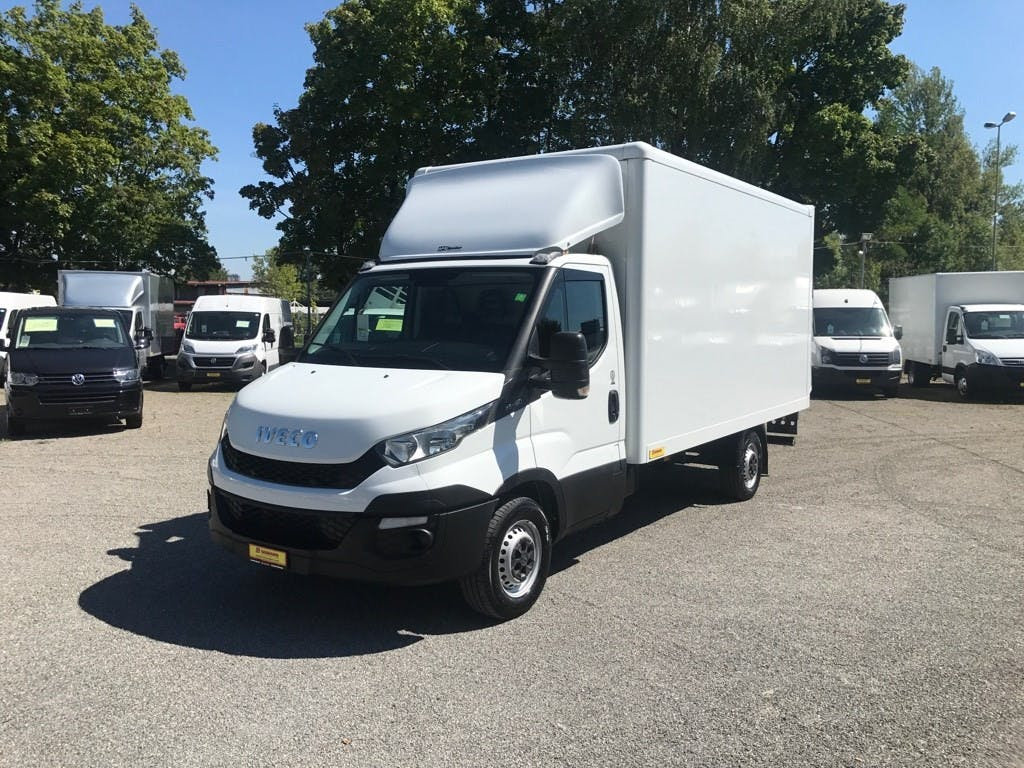 pickup Iveco Daily / Turbo Daily DAILY 35 S 15 Kasten mit Hebebühne