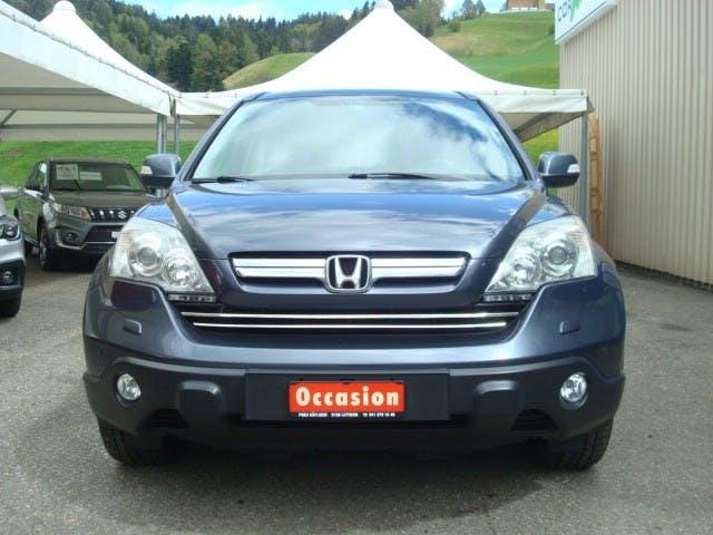 suv Honda CR-V 2.2 i-CTDi 4WD Executive