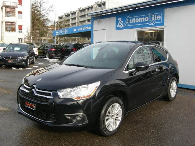 saloon DS Automobiles DS4 1.6 THP SO Chic Automatic