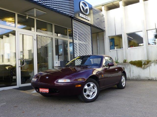 cabriolet Mazda MX-5 1.6i-16 Pepper