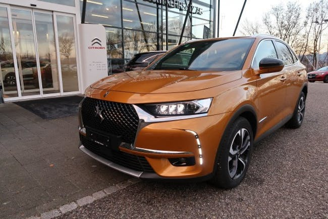 suv DS Automobiles DS7 2.0 BlueHDi BE Chic