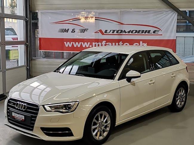 saloon Audi A3 Sportback 2.0 TDI 184 PS. qu. S-