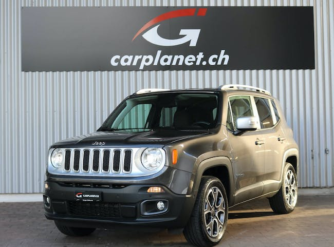 suv Jeep Renegade 1.4 170 PS MultiAir Limited