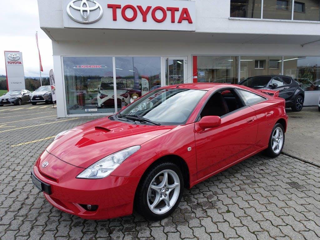 coupe Toyota Celica 1.8 TS