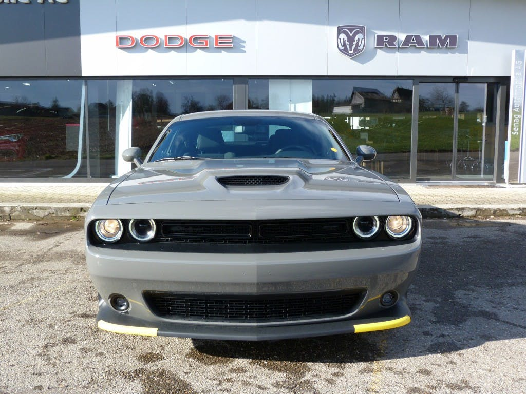 coupe Dodge USA Challenger GT AWD