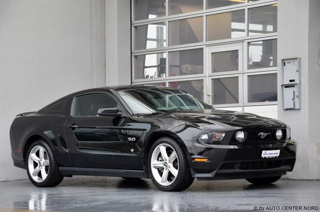 coupe Ford Mustang GT Coupé 5.0 V8