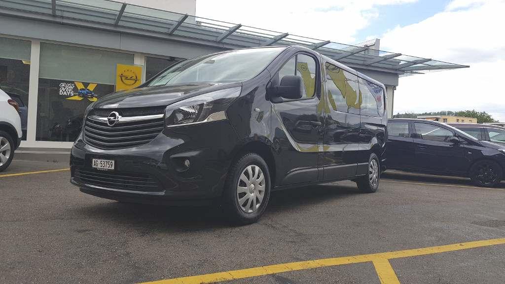 bus Opel Vivaro Kombi 2.9 t L2 H1 1.6 CDTI 125 Bi