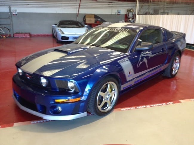 coupe Ford Mustang ROUSH 427R
