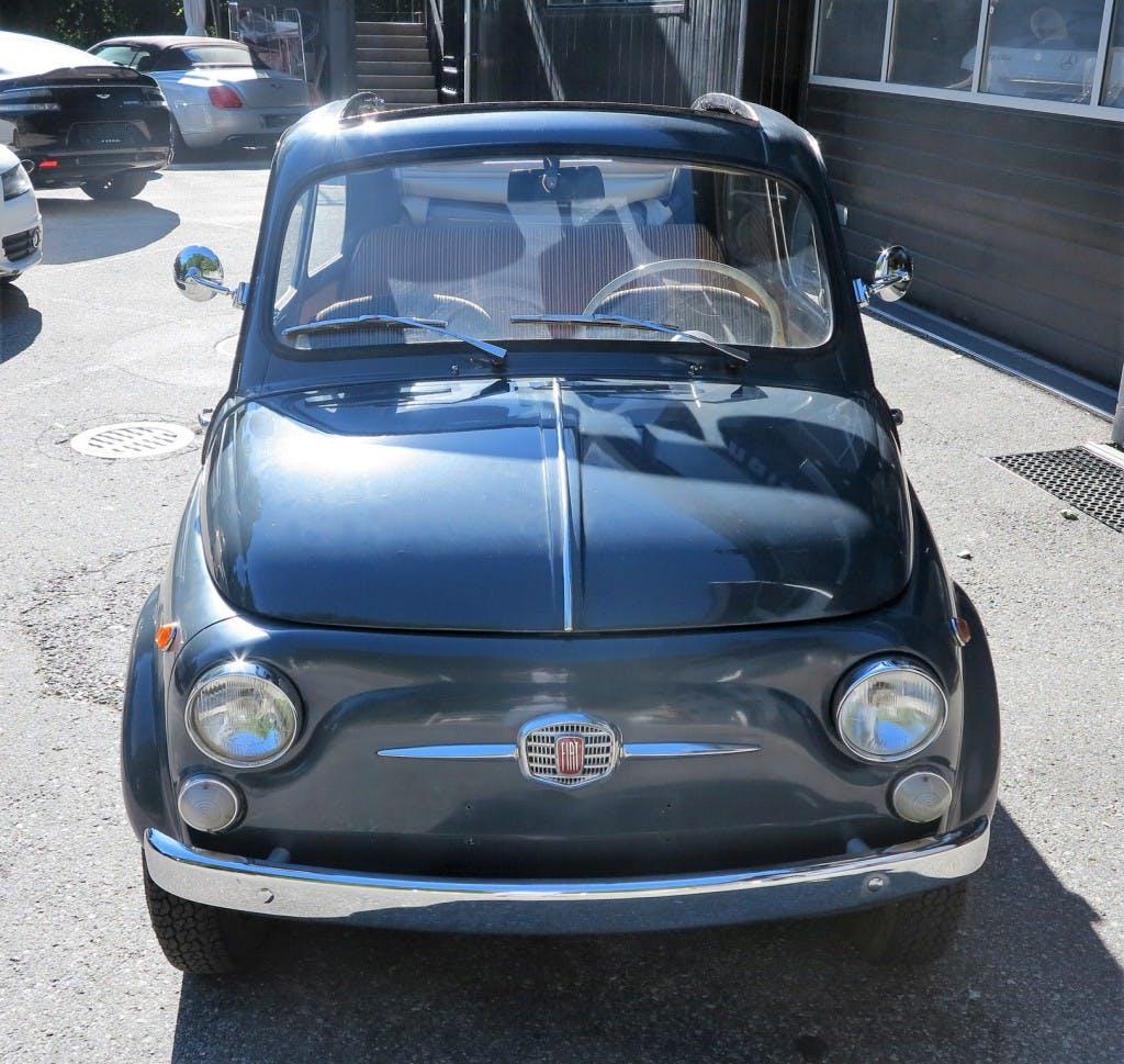 cabriolet Fiat 500 NUOVA 500 D