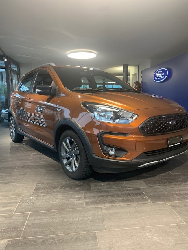 saloon Ford Ka+ KA+ 1.2 Ti-VCT Active