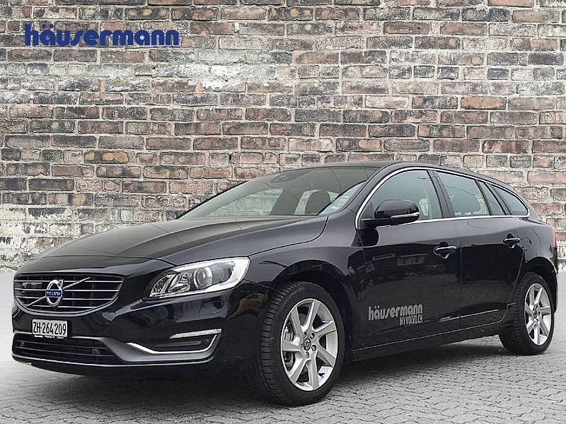 estate Volvo V60 D4 AWD Summum