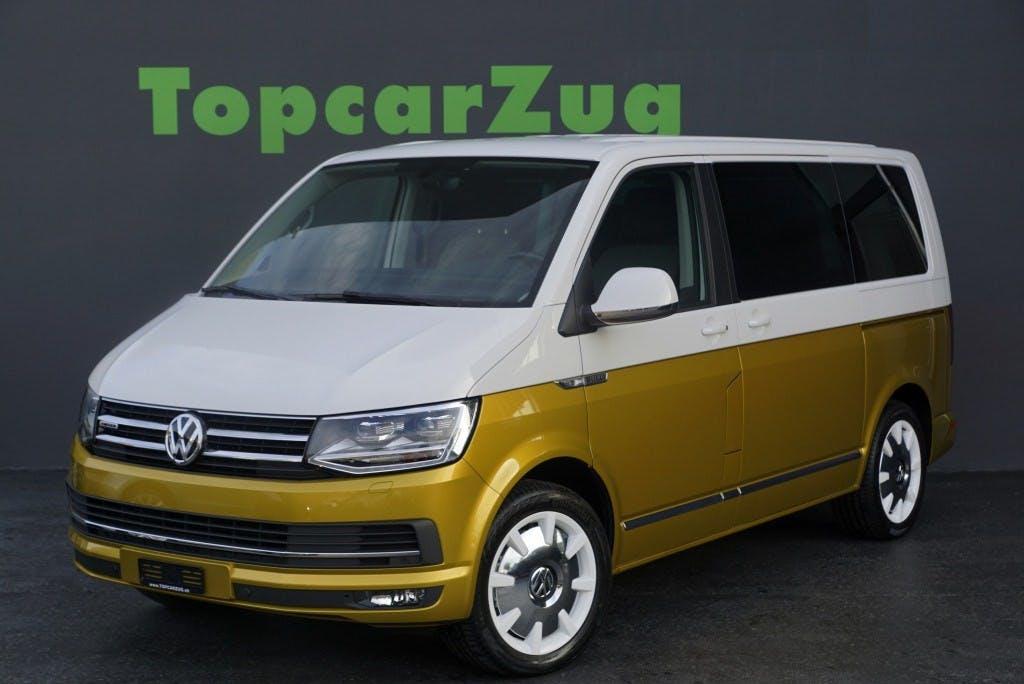 bus VW T6 Multivan 2.0TDI C.Bulli 4Motion*7Plätzer*