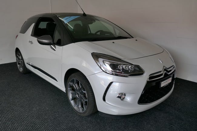 cabriolet DS Automobiles DS3 Cabrio 1.6 THP Sport Chic