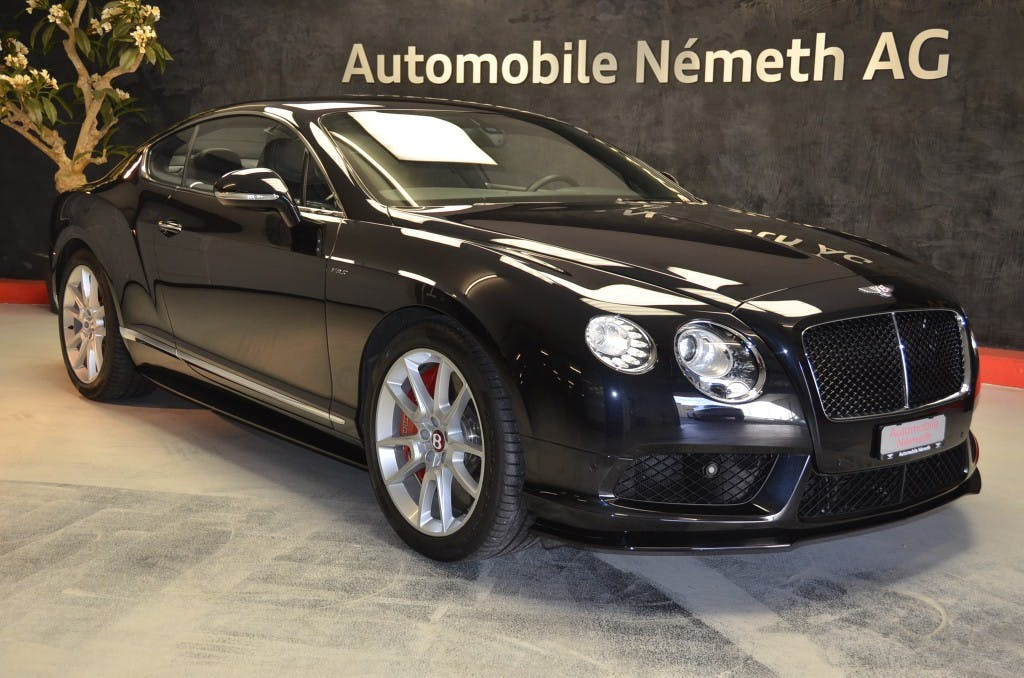 coupe Bentley Continental GT 4.0 V8 S