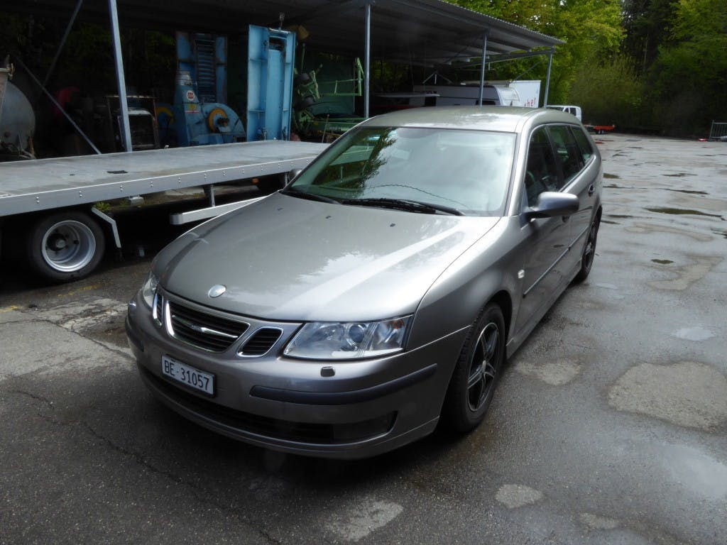 estate Saab 9-3 1.9 TiD Vector
