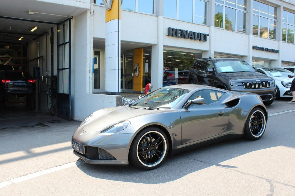 coupe Artega GT 3.6 V6 DSG