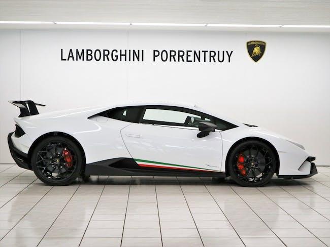 coupe Lamborghini Huracan LP640-4 Coupé Performante DCT