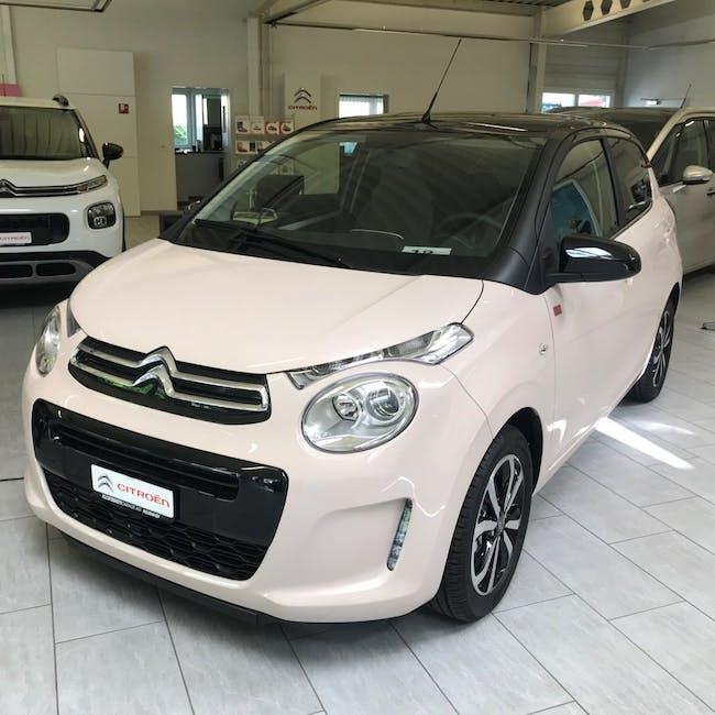 saloon Citroën C1 1.0 VTi Elle Stop&Start