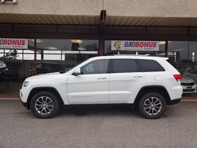 suv Jeep Grand Cherokee 3.0 CRD Limited Automatic