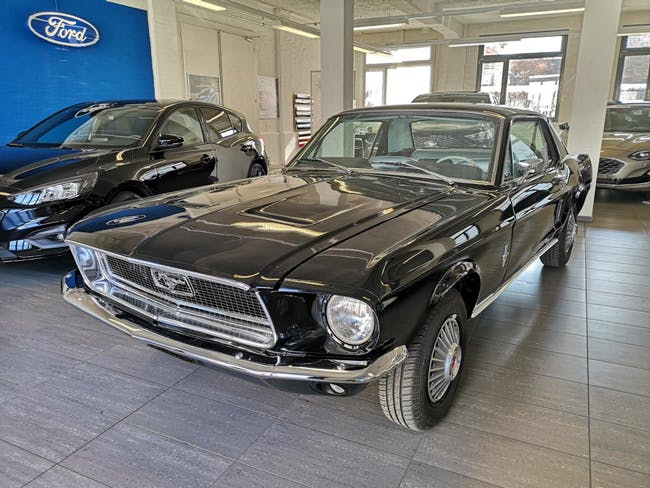 coupe Ford Mustang 302 J 5.0 V8 67er