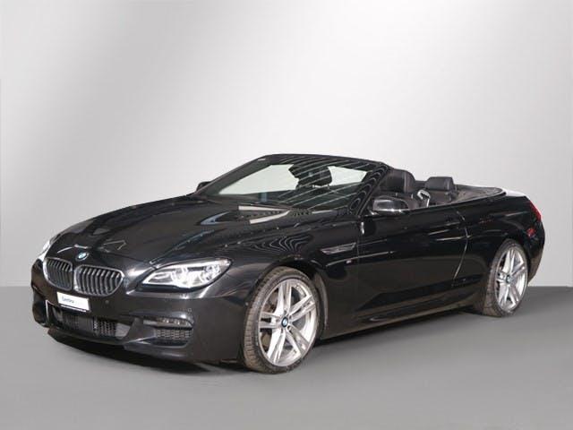 cabriolet BMW 6er 640 I XDRIVE CABRIOLET