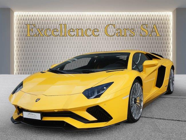 coupe Lamborghini Aventador S LP740-4 Coupé E-Gear