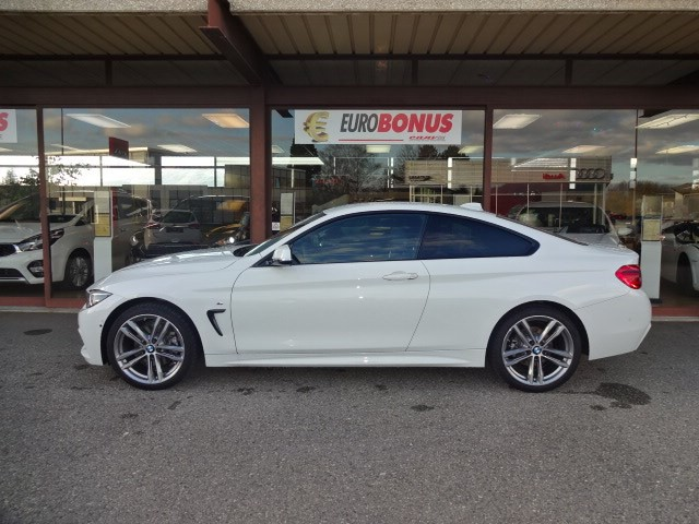 coupe BMW 4er 430i Coupé xDrive M Sport Steptronic