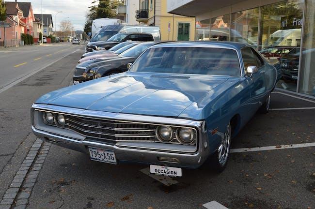coupe Chrysler Newport 2-Door Hardtop
